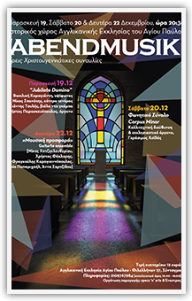 "Abendmusik""... by 3 