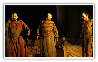 "Opera Festival of Ancient Corinth • Monteverdi ""Il ritorno di Ulisse in Patria"" (Pisandro) • Under George Petrou • June 2006"