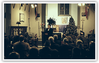 Historical Venue of St Paul's Anglican Church | Jubilate Domino | December 2014
