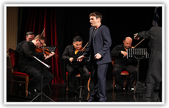 15th International Classical Music Festival of Cyclades | Cyclades Festival Chamber Orchestra |  Photo (c) Handan Bayram