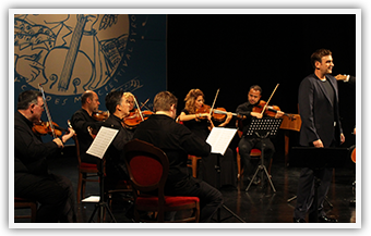 15th International Classical Music Festival of Cyclades | Cyclades Festival Chamber Orchestra |  Photo (c) Angelos karayannopoulos