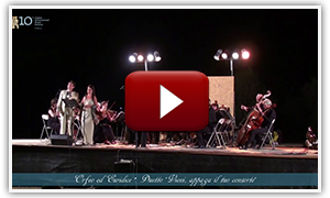 10th Aegina International Music Festival | Myths and Passion | Swedish Musica Vitae Chamber Orchestra, Vassiliki Karagianni, Nikos Spanatis & Tiberiu Soare